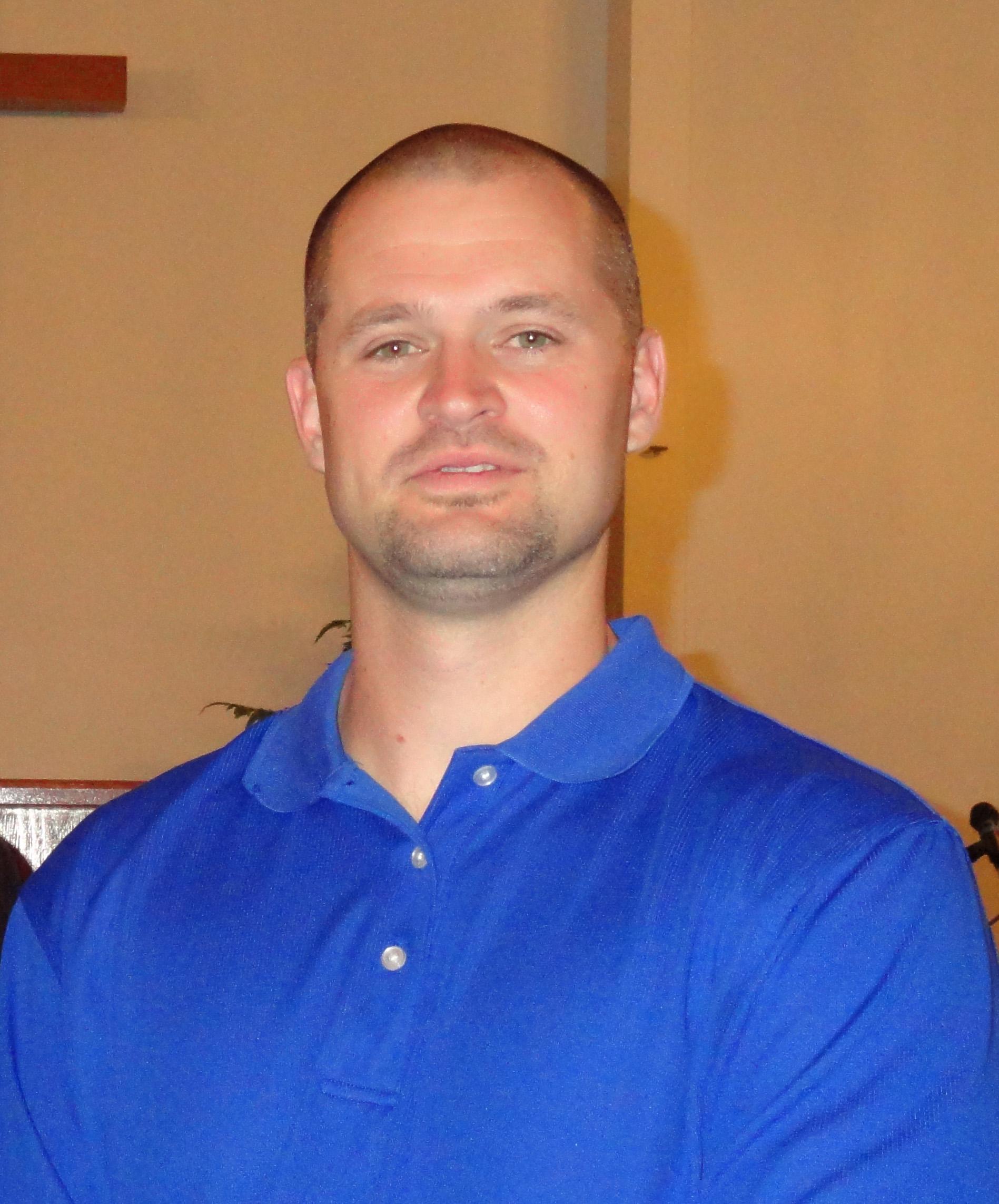Pastor Brett Martin