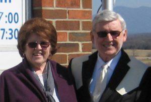 Leroy and Iris Hulvey